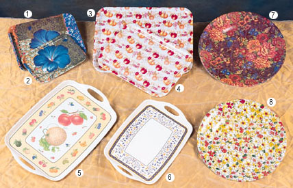 Serving Trays - Series A